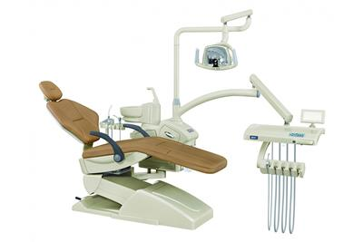 HY-C9A Dental Unit (integrated dental chair, TIMOTION motor, LED light)